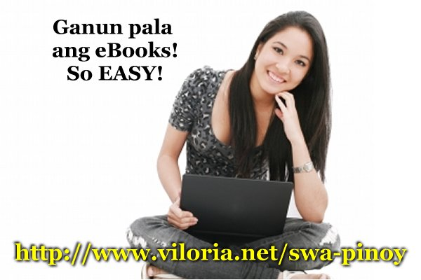 Read eBooks on laptop