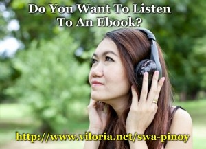 Listen To Audio Book