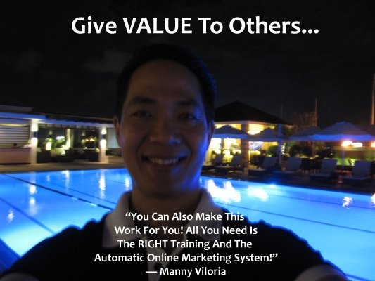 SWA Ultimate - Give Value - Manny Viloria