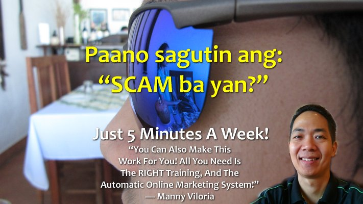 How To Answer - SCAM Ba Yan?